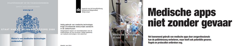 Risico ehealth en medische technologie onderschat